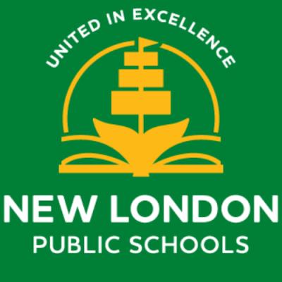 new london public schools logo