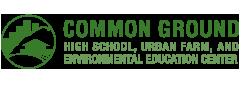 common ground high school logo