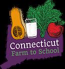connecticut farm to school logo