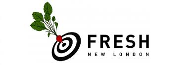 fresh new london logo