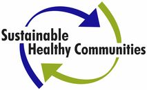 sustainable health communities logo