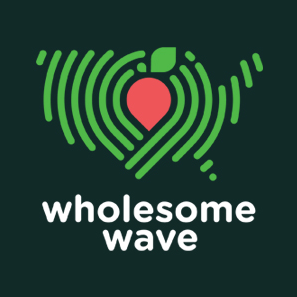 wholesome wave logo